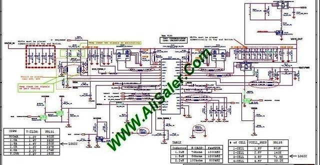 Thinkpad T470S schematic
