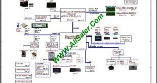 Acer Predator Helios 300 PH315-51 Compal DH63F LA-F991P schematic