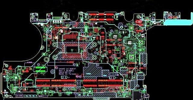 Dell Latitude E7440 LA-9591P boardview