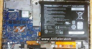 Toshiba Portege Z20T-B-111 bios