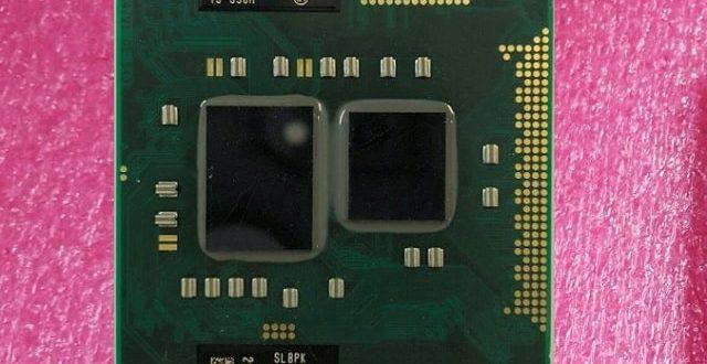 Core i3 1st Gen cpu