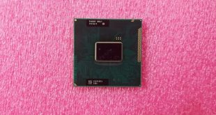 Core i3 2nd Gen CPU