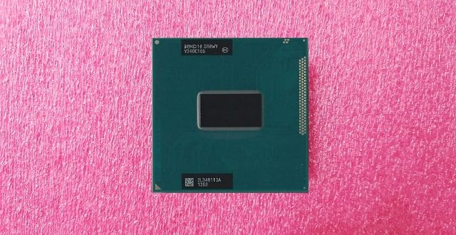 Intel Core i5-3230M CPU