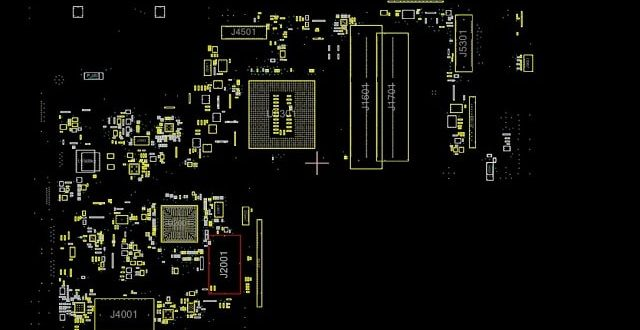 PT10S UMA MB REV:2.1 boardview