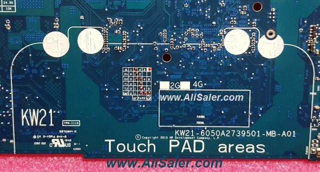HP ENVY 15-q487nr 6050A2739501-MB-A01 bios