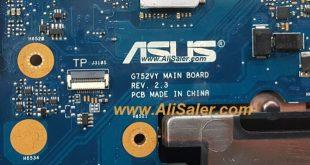 ASUS G752VY bios