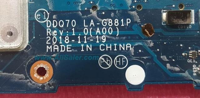 Dell Alienware Area-51M bios