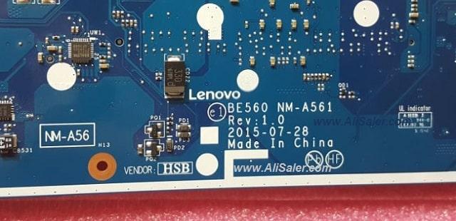 ThinkPad E460 NM-A561 bios