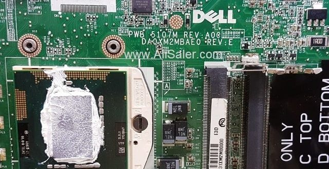 Dell Precision M6500 DA0XM2MBAE0 bios
