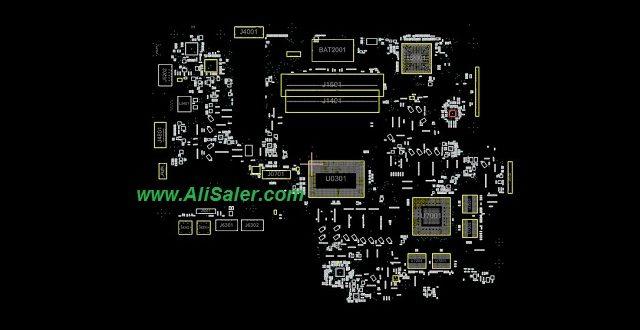 ASUS ROG GL752VW Boardview