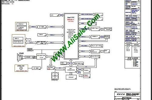 Acer V3 372 15208-3 schematic