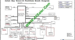 Chromebook CB3-111 DA0ZHQMB6E0 schematic