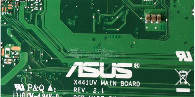 Asus F441U I5-7200U 4G X441UV Rev:2 bios