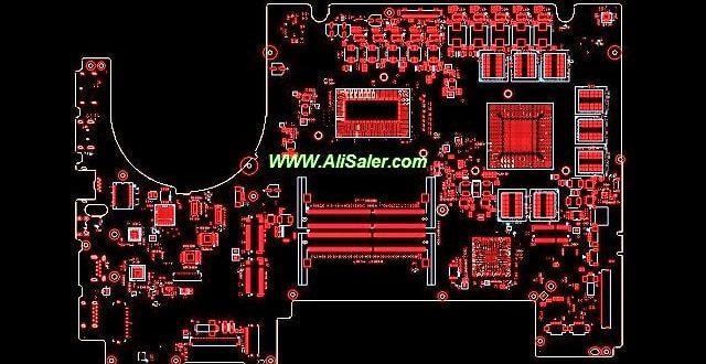 ideapad Y910-17ISK DY720 NM-B151 boardview