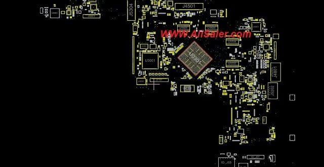 L10W-C2019 PSKV7V MA30 MAIN boardview