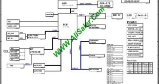 Acer Travelmate 5744 schematic