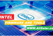 Intel Firmware and Tool