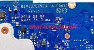 Lenovo Ideapad 500S 13ISK LA-D061P bios