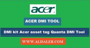 Acer DMI tool kit