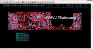 Dell XPS 13 9380 LA-E672Pboardview
