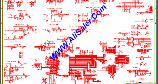 UPS Powerware RM 3000VA diagram