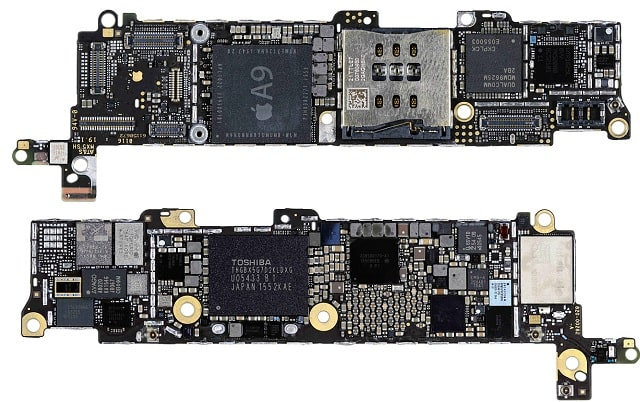 iPhone board