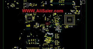 Lenovo B460E LB46E MB 10307-1 boardview
