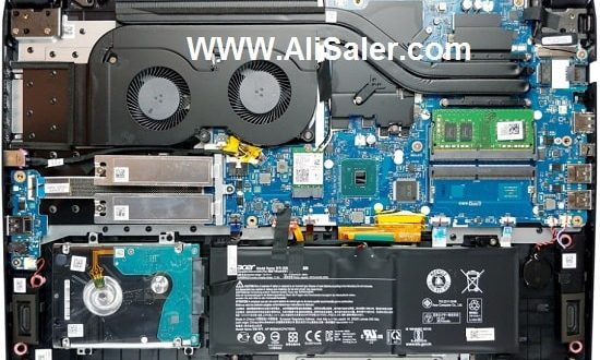 Acer Nitro 5 AN517-51 bios