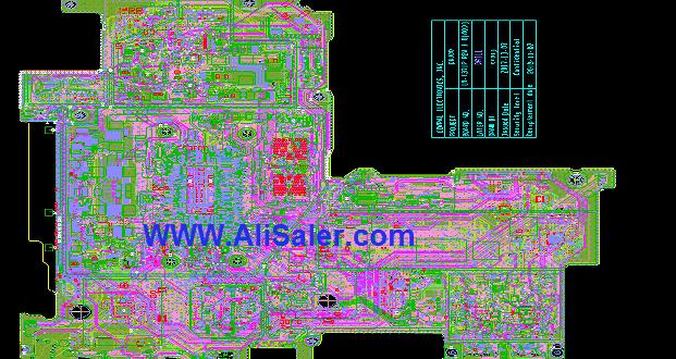 LA-F371P Boardview