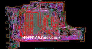 Dell inspiron 7490 FDI50 LA-G717P boardview