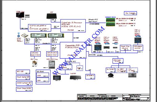 LA-H501P schematic
