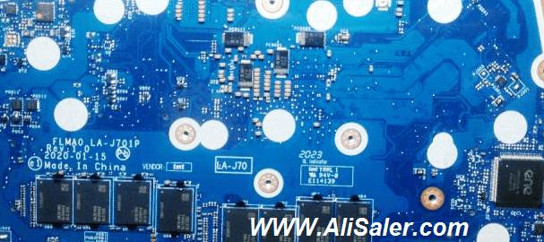 Lenovo Xiaoxin AIR-14ARE 2020 LA-J701P Bios