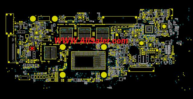 Asus UX305FA Boardview