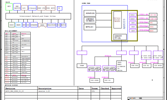 texet t-990a schematic
