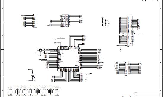 texet tm-7046 schematic