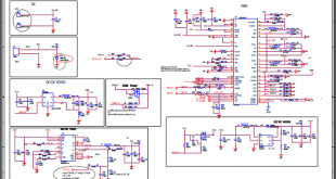 texet tm-8041hd schematic