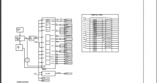 texet tm-9748 schematic