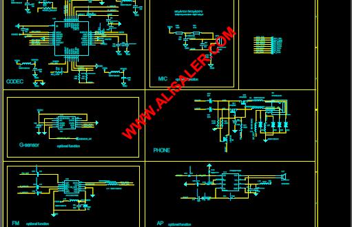 wexler book t7001 schematic