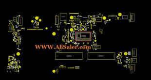 Dell Latitude 3340 Wistron DLR30 Round Rock 13.3 UMA 13229-1 boardview
