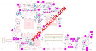 Dell Alienware 17 R4 LA-D751P schematic
