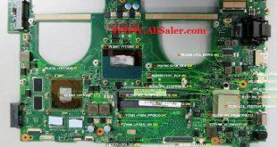 Asus N550JX Repair Guide